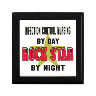 Infection control nursing by Day rockstar by night Gift Box
