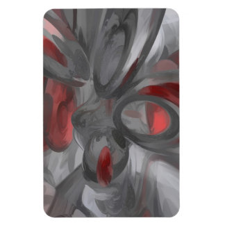 Infection Pastel Abstract Magnets