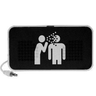 Infection Pictogram Doodle Speaker