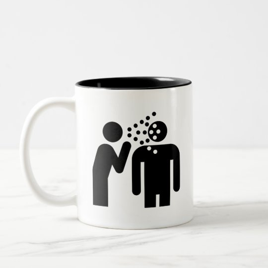 Infection Pictogram Mug