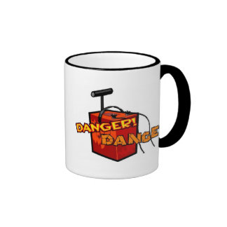 infectious ringer coffee mug