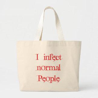 Infecto a gente normal bolsa