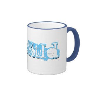 Infektid Blue Mug