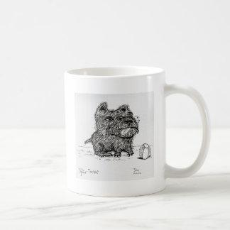 inferior terrier coffee mug