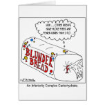 Inferiority Complex Carbohydrate Greeting Card