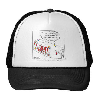 Inferiority Complex Carbohydrate Mesh Hat