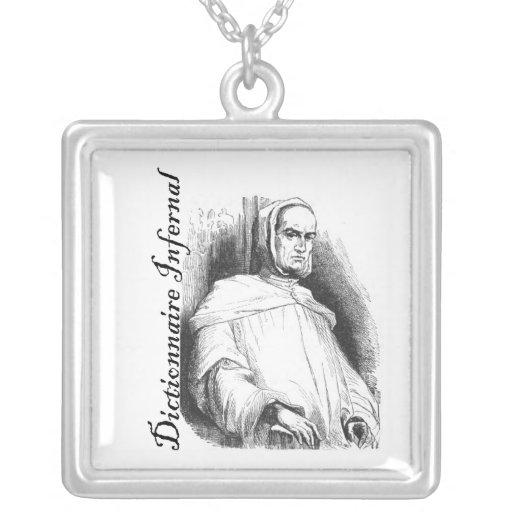 Infernal Dictionary - abbot? Custom Jewelry