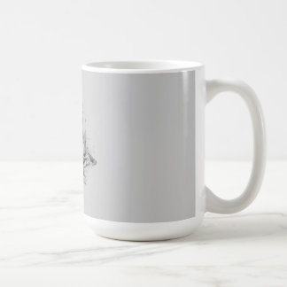 Infernal Dictionary - maybe Bertha of Val d'Or? Classic White Coffee Mug
