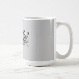 Infernal Dictionary - nice angel Classic White Coffee Mug