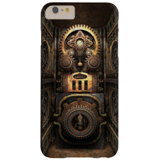Infernal Steampunk Contraption Barely There iPhone 6 Plus Case