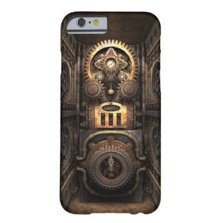 Infernal Steampunk Contraption iPhone 6/6S Case