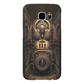 Infernal Steampunk Contraption Samsung Galaxy S6 Case