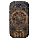 Infernal Steampunk Machine #2 Samsung Galaxy SIII Cases
