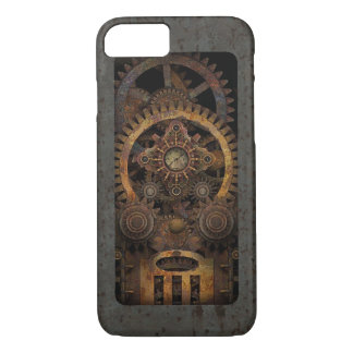 Infernal Steampunk Machine #2B iPhone 7 Case