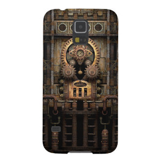 Infernal Steampunk Machine Cases For Galaxy S5