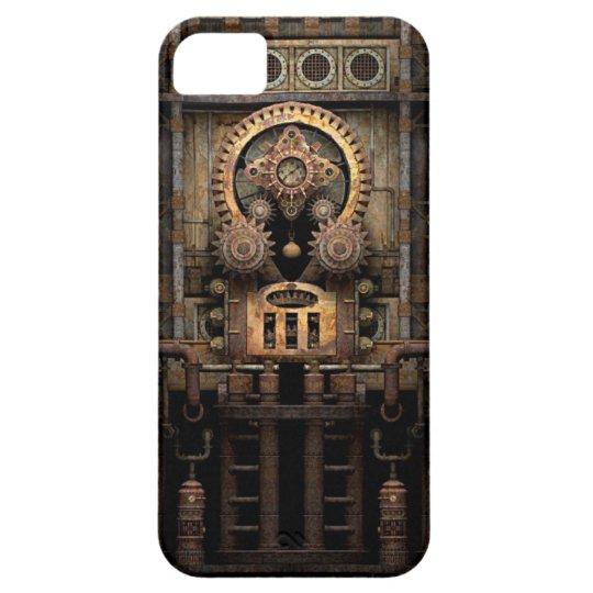 Infernal Steampunk Machine iPhone SE/5/5s Case
