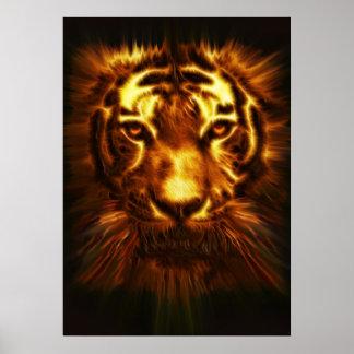 Infernal Tiger Poster