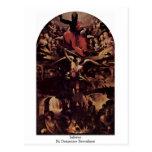 Inferno By Domenico Beccafumi Post Card
