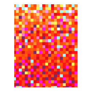 Inferno (pixel underworld) postcard