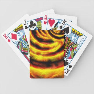 Inferno Poker Deck