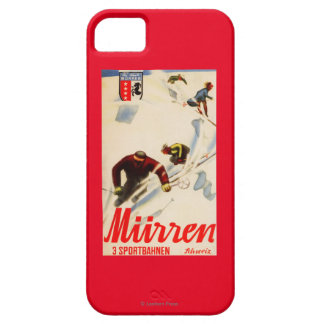 Inferno Races Promotional Poster iPhone 5 Cover