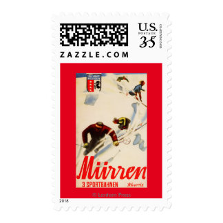 Inferno Races Promotional Poster Postage