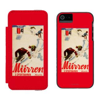 Inferno Races Promotional Poster Incipio Watson™ iPhone 5 Wallet Case