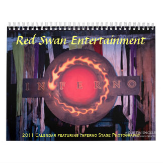 Inferno Stage Calendar 2011