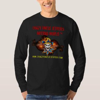 Inferno World de tío Jester's loco… - Modificado Playera