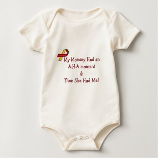 Infertility A.H.A. Moment Baby Bodysuit