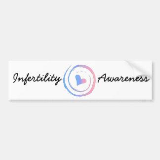 Infertility Awareness Bumper Sticker