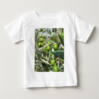 Infested olive tree by olive fruit fly shirt