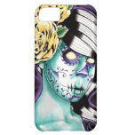 Infested Sugar Skull Girl iPhone 5C Cases
