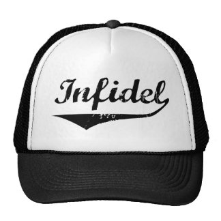 Infidel 2 trucker hat