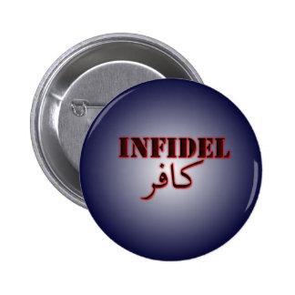 Infidel (kafir) button