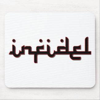 infidel mouse pad