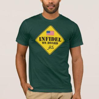 Infidel On Board T T-Shirt