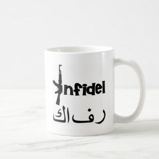 Infidel w AK-47 Mug