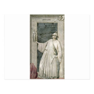 Infidelity by Giotto Postcard