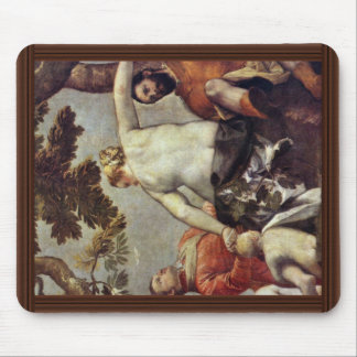 Infidelity By Veronese Paolo Best Quality Mouse Pads