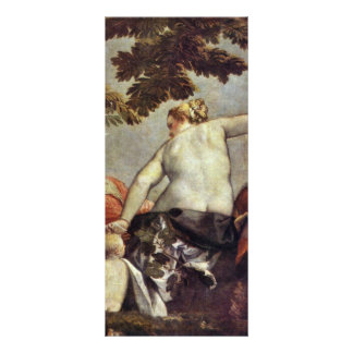 Infidelity By Veronese Paolo (Best Quality) Customized Rack Card