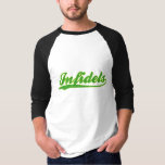 Infidels Faux Baseball Jersey T-Shirt