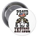 ¡Infiel orgulloso! Pin