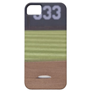 Infield, second base, outfield, and 333 foot iPhone SE/5/5s case