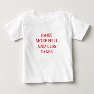infierno del aumento camisas