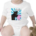 ¡Infierno del gatito del hippy sí!! Regla de los g Traje De Bebé