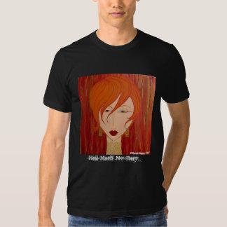 Infierno Hath ninguna furia… Camiseta del arte - Poleras