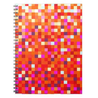 Infierno (mundo terrenal del pixel) libretas