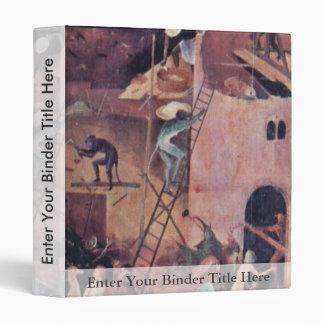 Infierno., por Hieronymus Bosch (la mejor calidad)