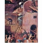 Infierno., por Hieronymus Bosch (la mejor calidad) Esculturas Fotograficas